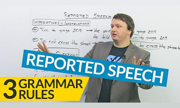 reported speech konu anlatımı