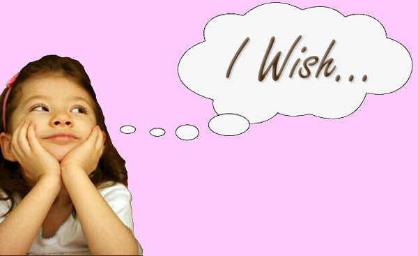 wishes and causative verbs